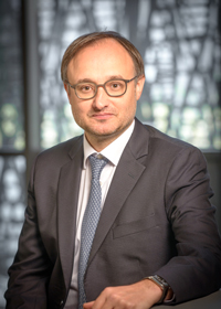 Franck MOUTHON, Chairman and CEO